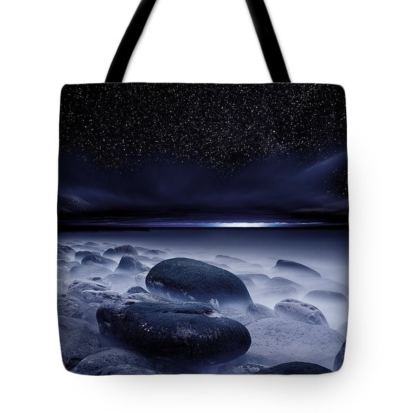 The Depths Of Forever Tote Bag