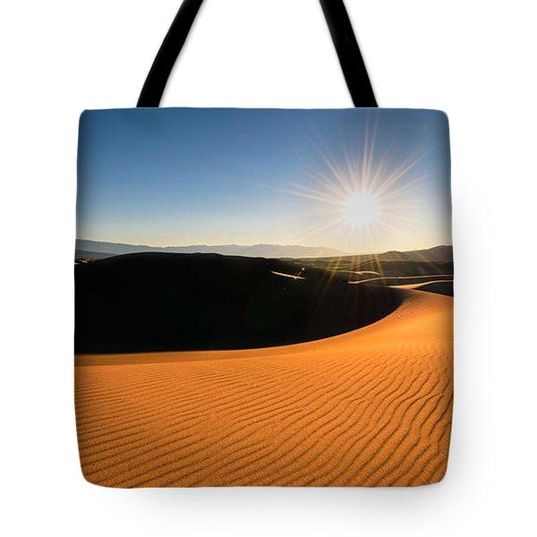 The Desert Sun Tote Bag