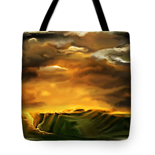 The Desertland Tote Bag