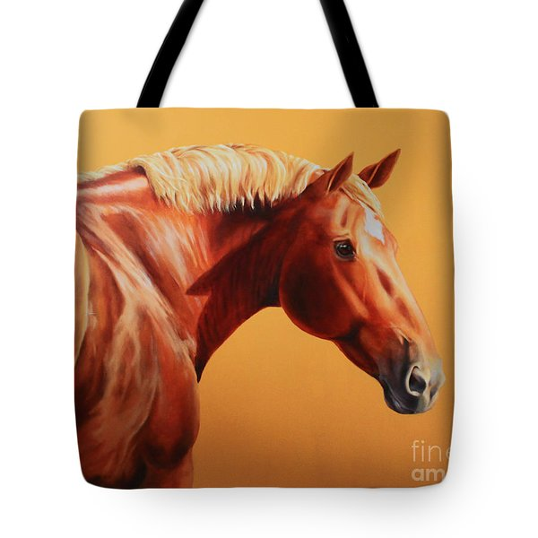 The Destrier Tote Bag