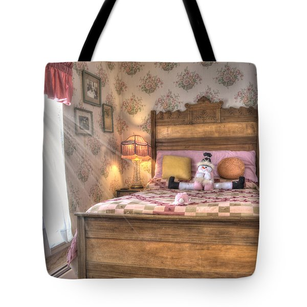 The Divide Tote Bag by Juli Scalzi