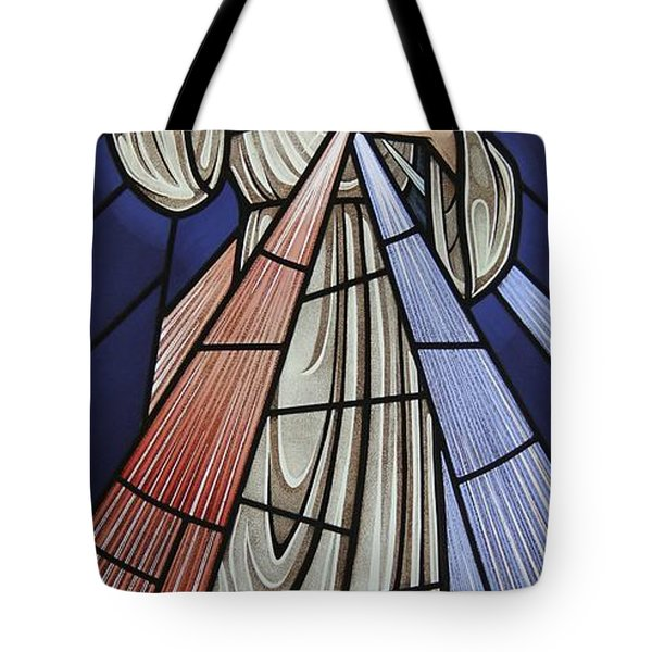 The Divine Mercy Tote Bag