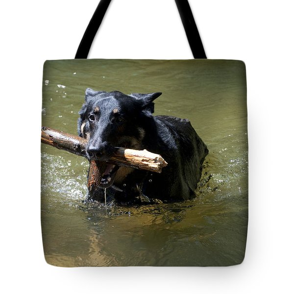 The Dog Days Of Summer Tote Bag by Bill Cannon