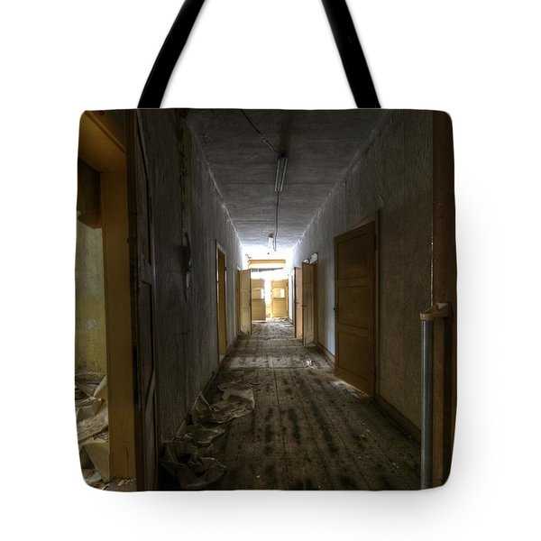 The Doors Tote Bag by Nathan Wright