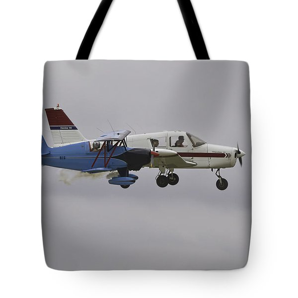 The Double-take Tote Bag