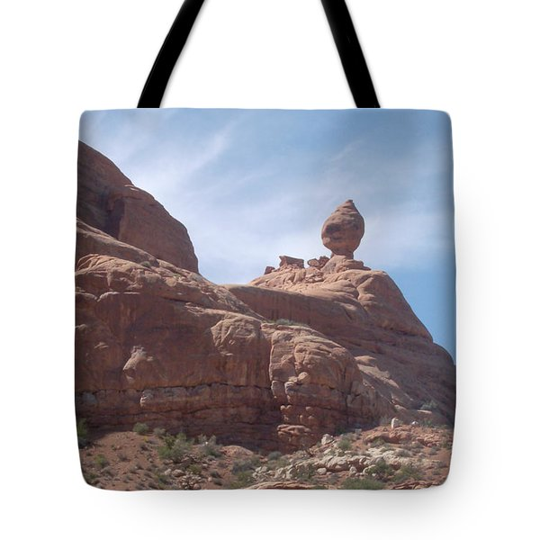 The Dragon Rider Tote Bag