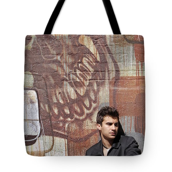 The Dream Killer Tote Bag by Shoal Hollingsworth