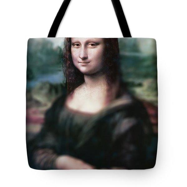 The Dream Of The Mona Lisa Tote Bag