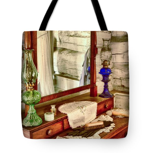 The Dresser Tote Bag