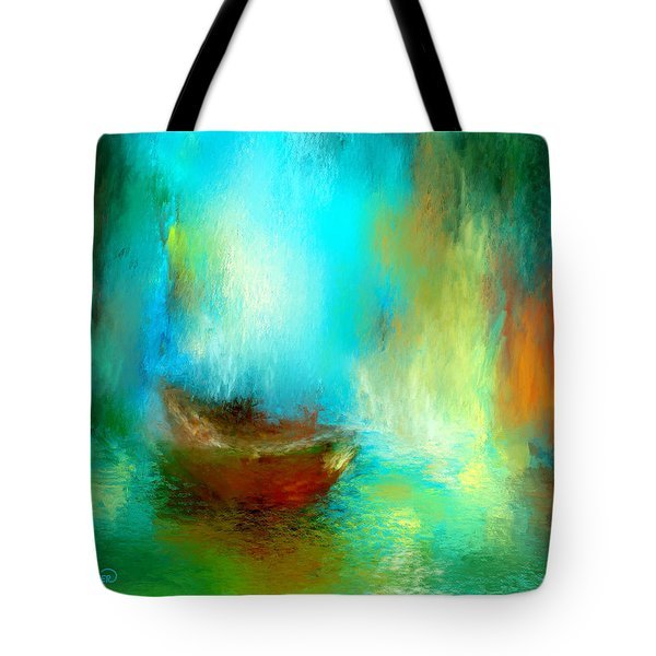 The Drifter Tote Bag