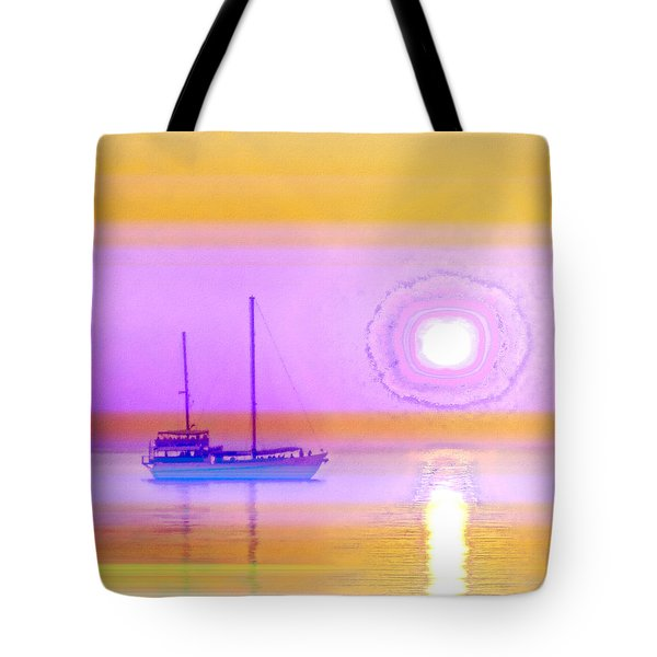 The Drifters Dream Tote Bag by Holly Kempe