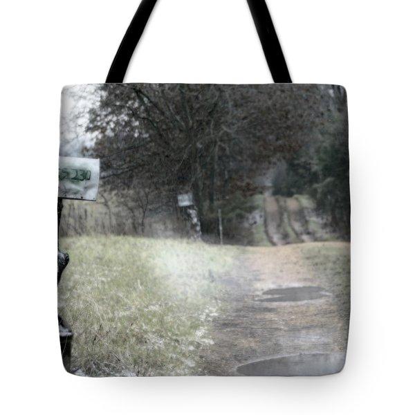 The Drive Home Tote Bag