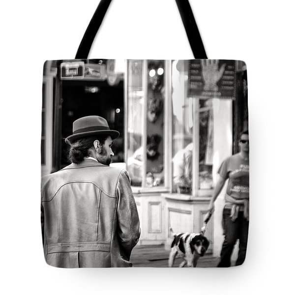 The Dude Tote Bag by William Beuther