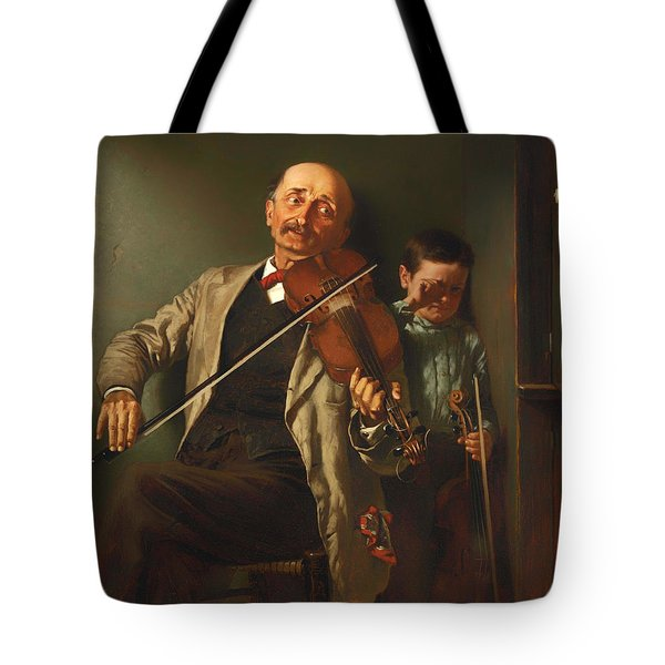 The Duet Tote Bag