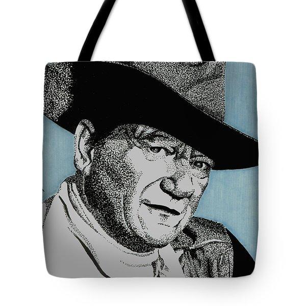 The Duke Tote Bag by Cory Still