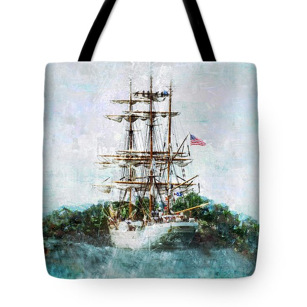 The Eagle Has Landed I Tote Bag