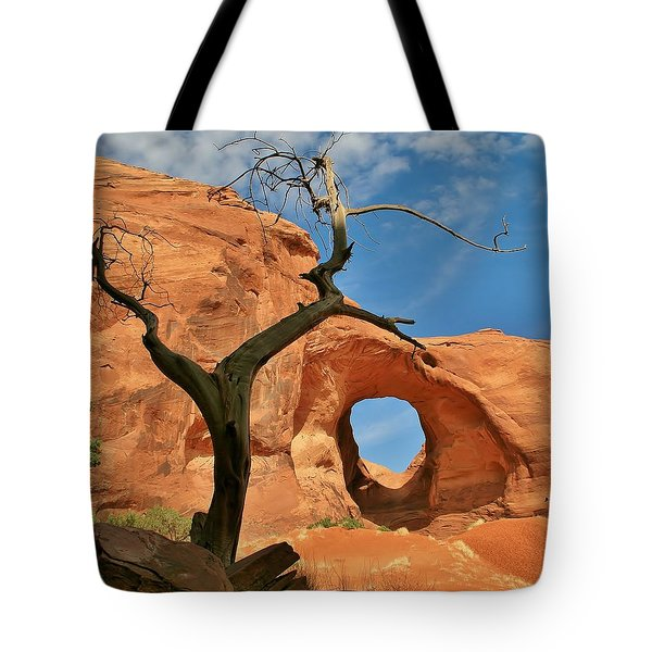 The Ear Of The Wind 2 Tote Bag by Mo Barton