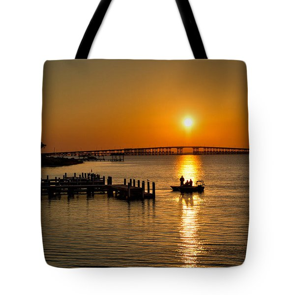 The Early Bird Tote Bag by Tim Stanley