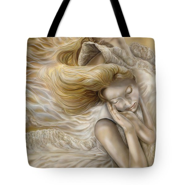 The Ecstasy Of Angels Tote Bag