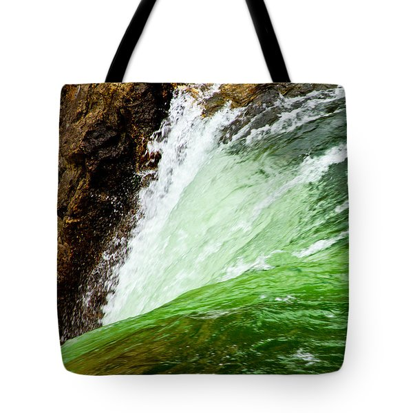 The Edge Tote Bag by Bill Gallagher