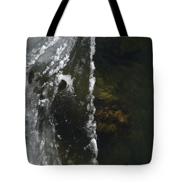 The Edge Tote Bag by Randy Bodkins