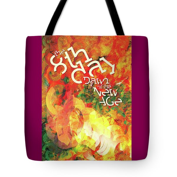 The Eighth Day Tote Bag