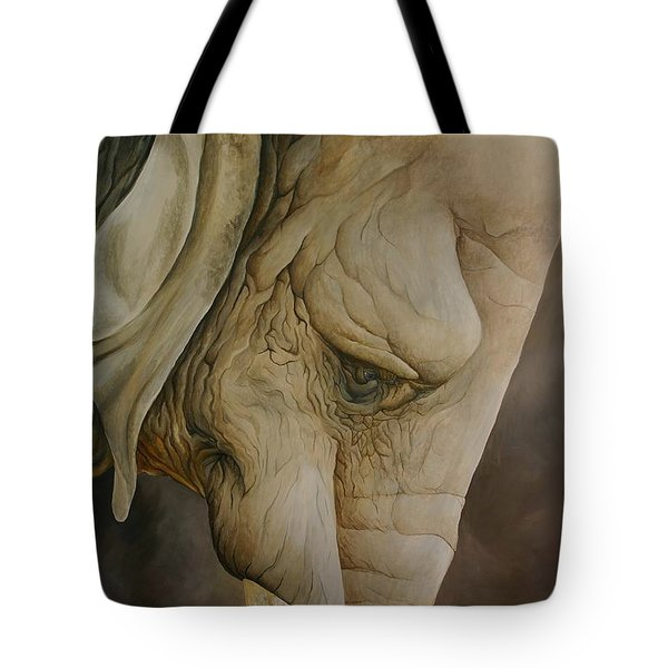 The Elder Tote Bag