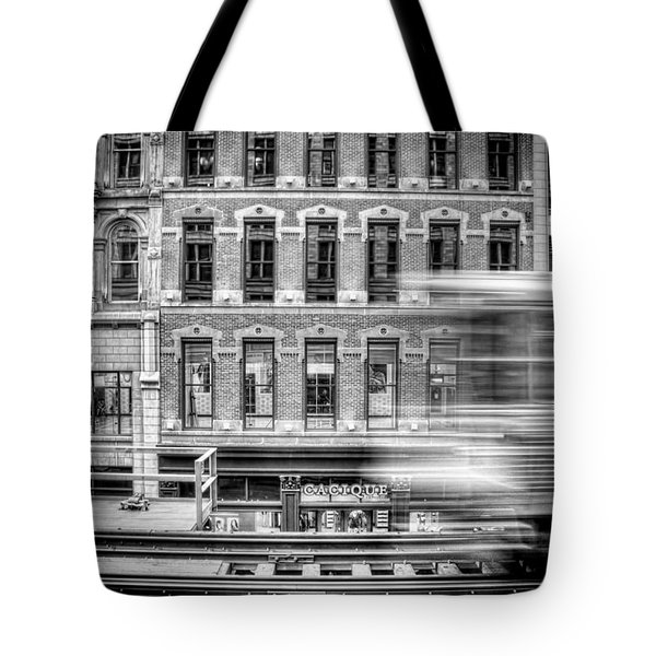 The Elevated Tote Bag