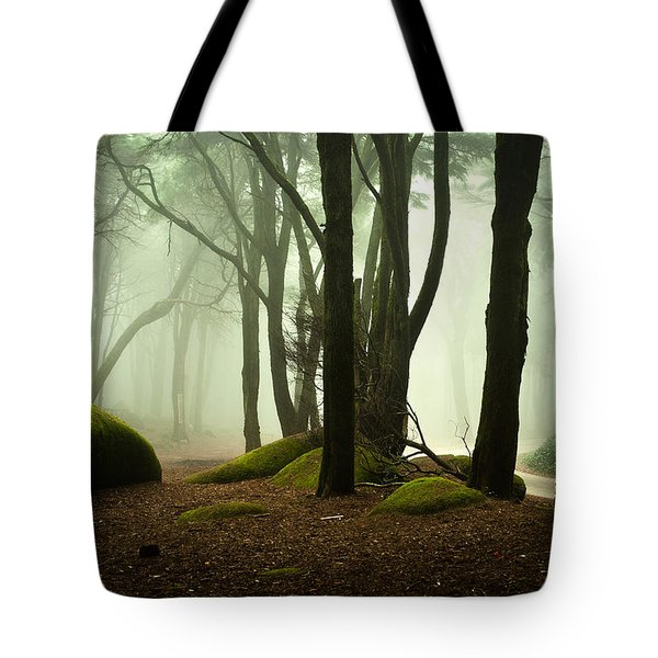 The Elf World Tote Bag