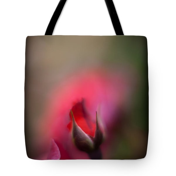 The Emerging Tote Bag by Mike Reid