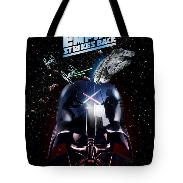 The Empire Strikes Back Phone Case Tote Bag