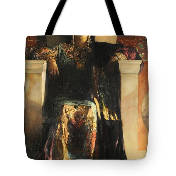 The Empress Theodora Tote Bag