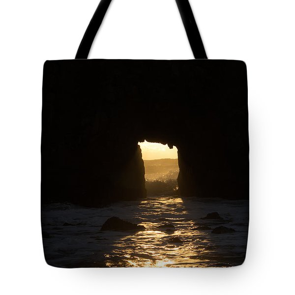 The End Of A Day Tote Bag by Suzanne Luft