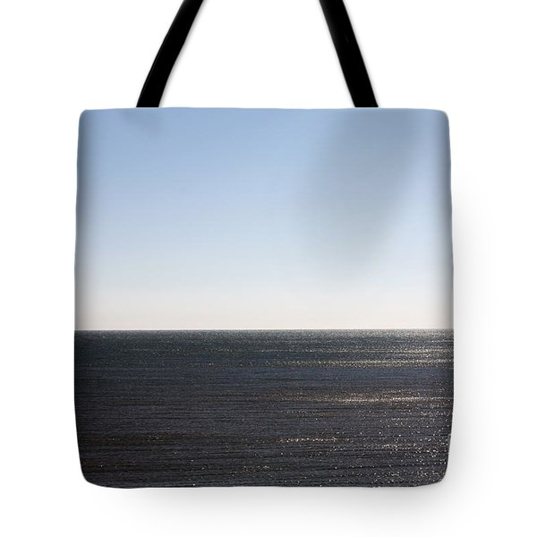 The End Of Long Island Tote Bag by John Telfer