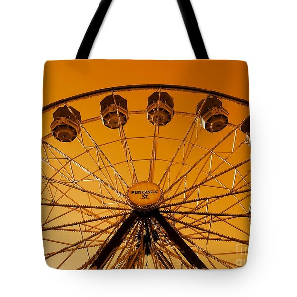 The End Of Summer Tote Bag by Patricia Strand