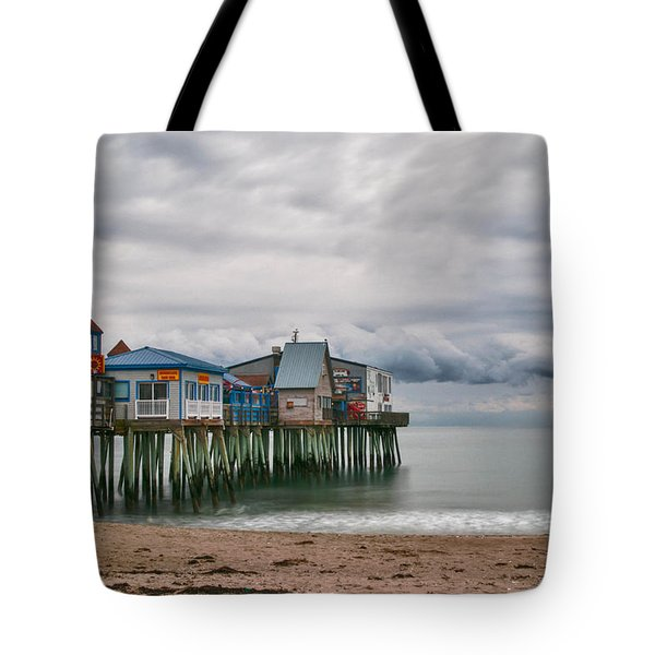 The End Of The Season Tote Bag by Guy Whiteley