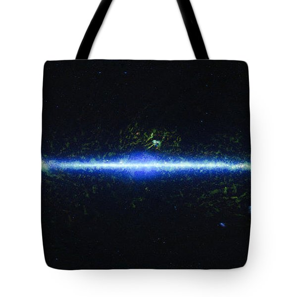 The Entire Wise Sky Tote Bag by Adam Romanowicz
