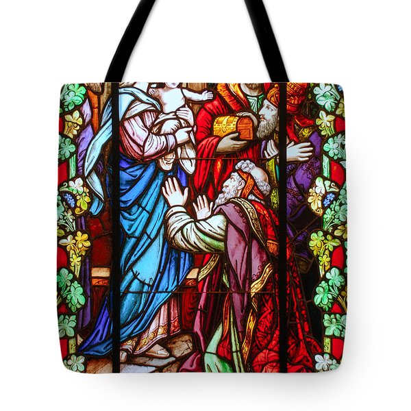 The Epiphany Of Our Lord Tote Bag