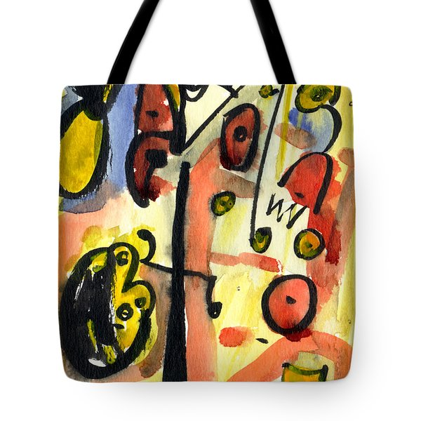The Equation Tote Bag by Stephen Lucas