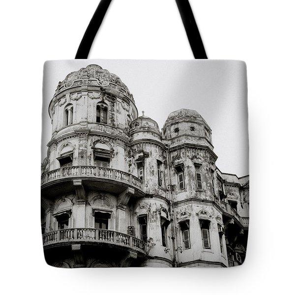 The Esplanade Mansions Tote Bag