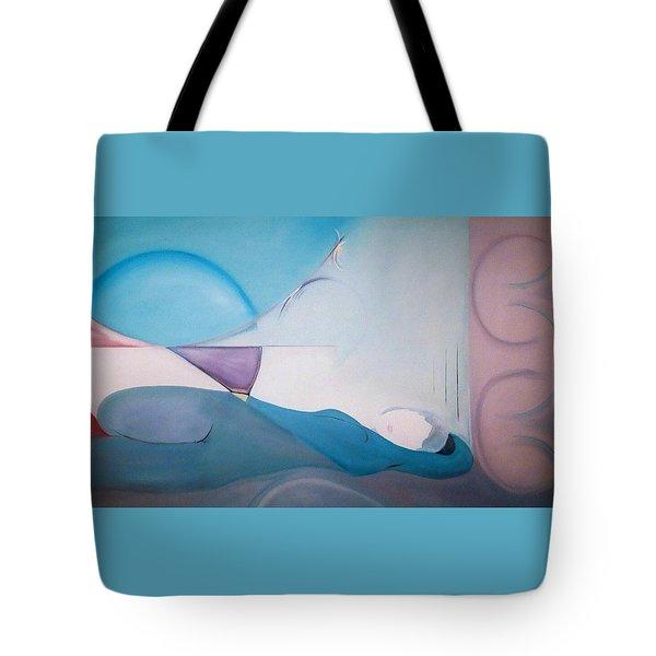 The Essence Of Temptation Tote Bag by Jodie Marie Anne Richardson Traugott          aka jm-ART