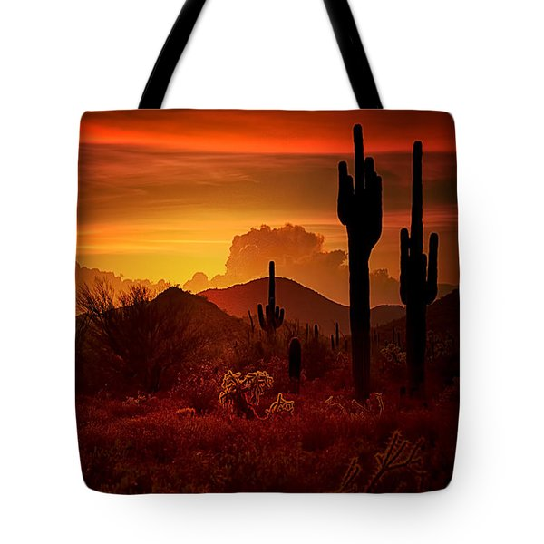The Essence Of The Southwest Tote Bag