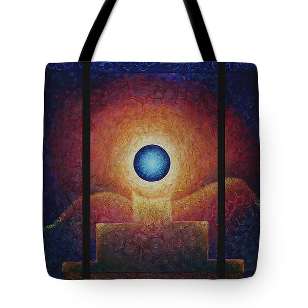 The Eternal Flame Tote Bag