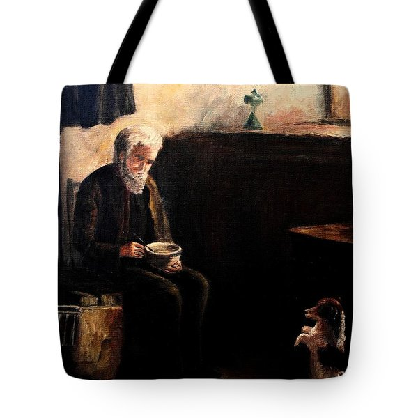 The Evening Meal Tote Bag