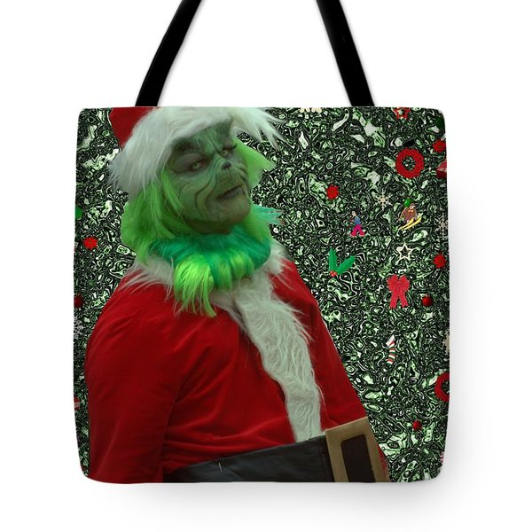 The Expression Tote Bag
