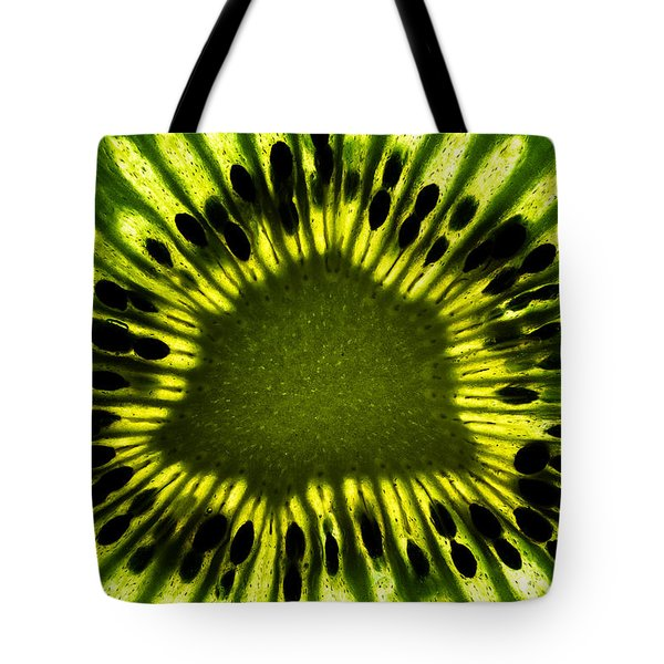 Tote Bag featuring the photograph The Eye by Gert Lavsen