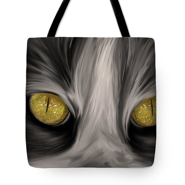 The Eyes Have It Tote Bag by Angela A Stanton
