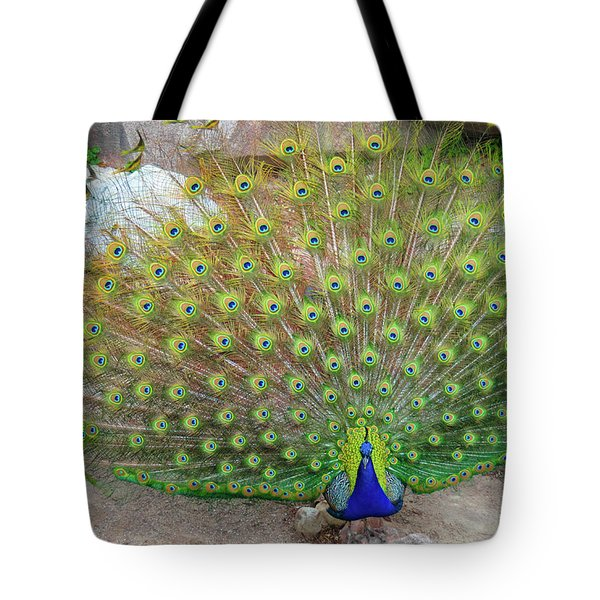 Tote Bag featuring the photograph The Eyes Have It by Jonah  Anderson