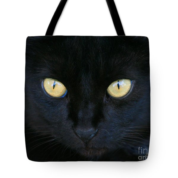 The Eyes Have It Tote Bag by Mariarosa Rockefeller