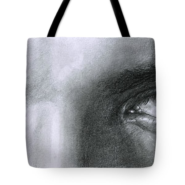 The Eyes Of The King Tote Bag